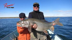 Plummers Arctic Fishing Lodges Family Fishing